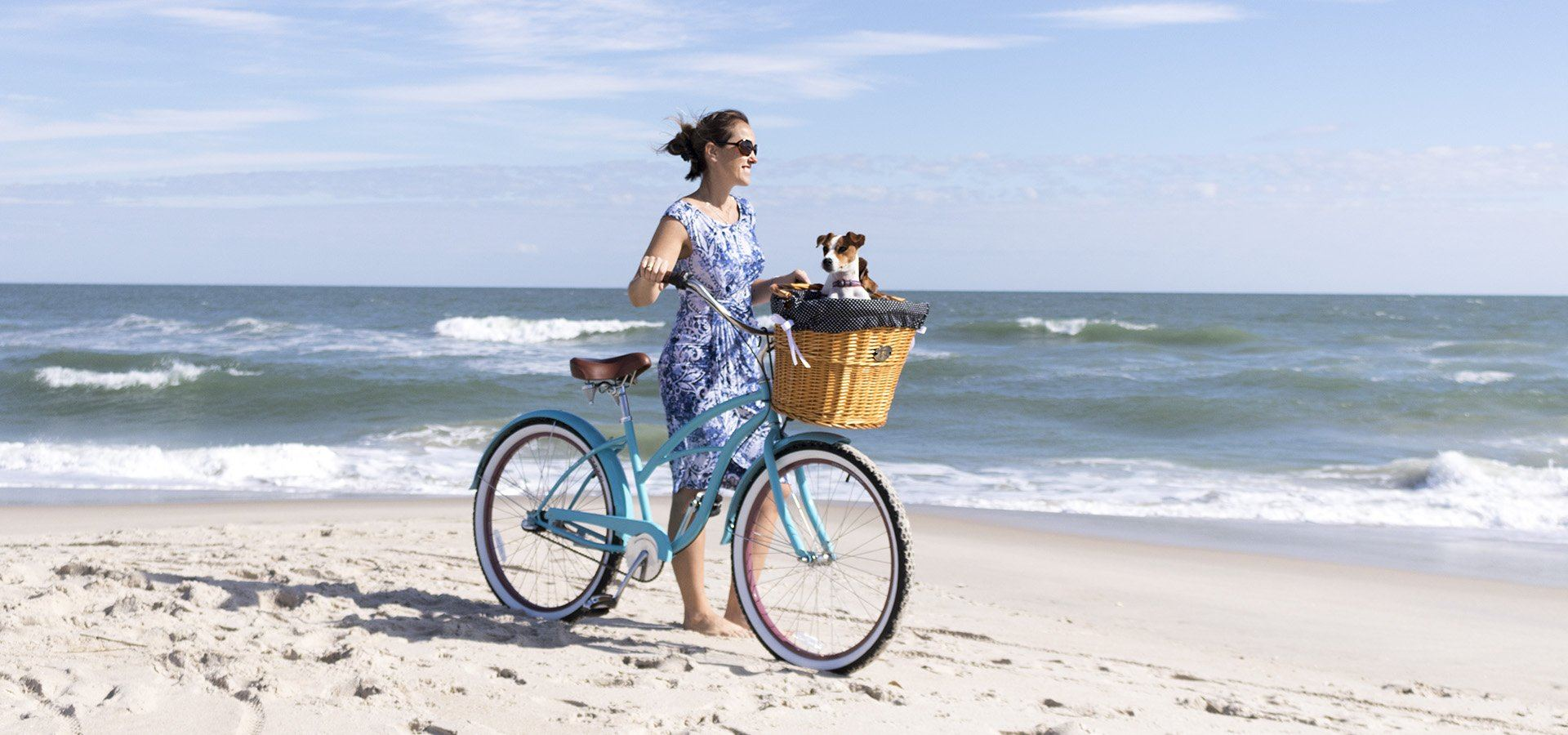 Beach and Dog Baskets