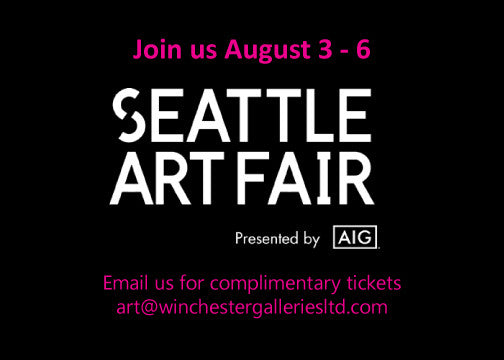Join us at the Seattle Art Fair 2017