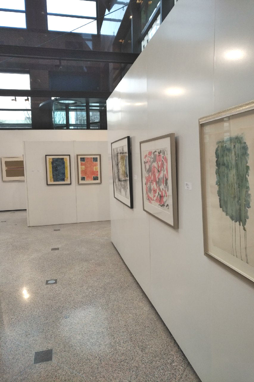 Canadian Abstraction: Works On Paper
