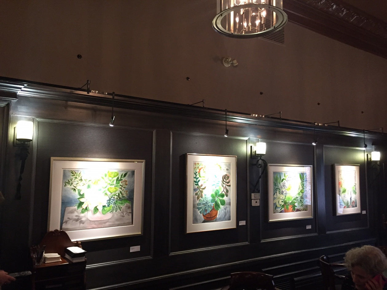 David Blackwood: An exhibition at The Union Club of British Columbia