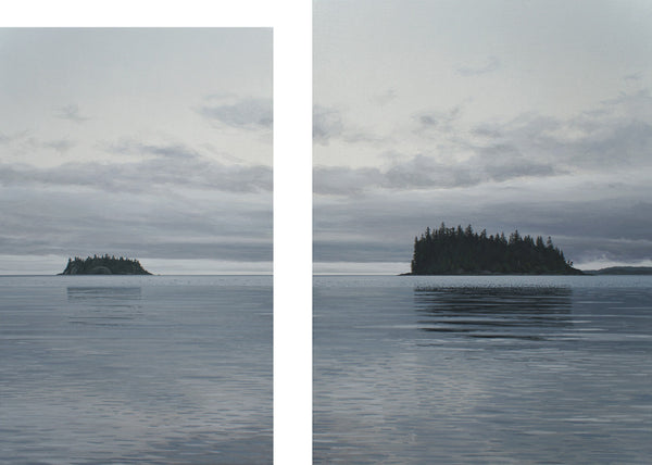 Two Islands, Haida Gwaii