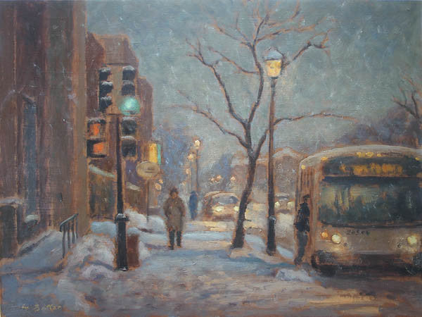 The Bus Stop, Longueuil, QC