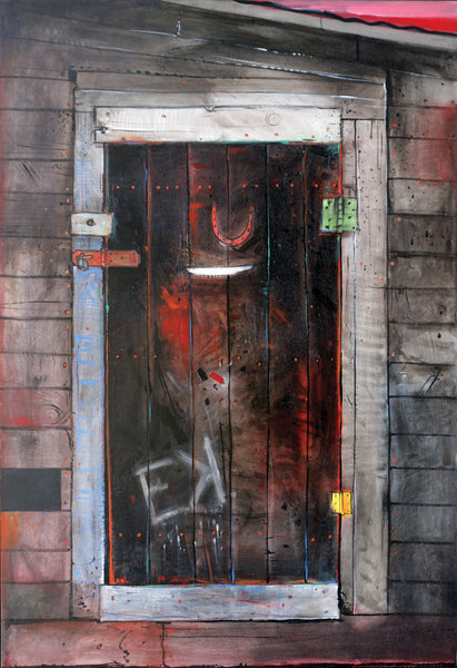 Ephraim Kelloway's Black Door