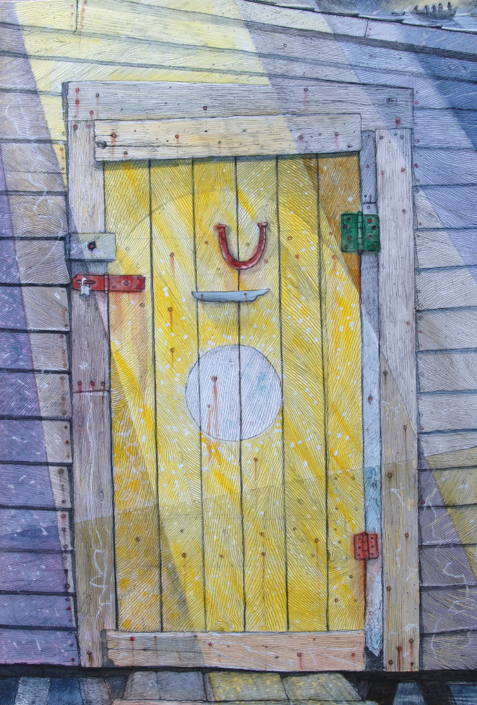 Ephraim's Kelloway's Yellow Door