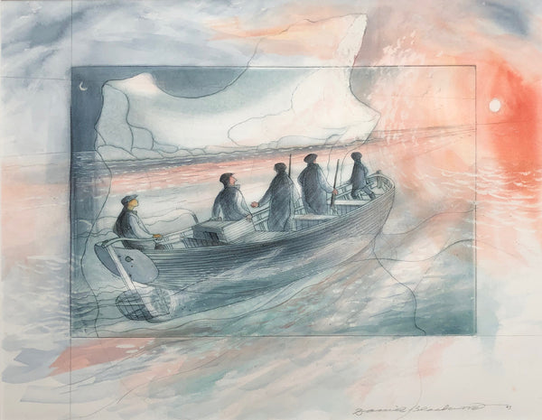 Study for Seabird Hunters