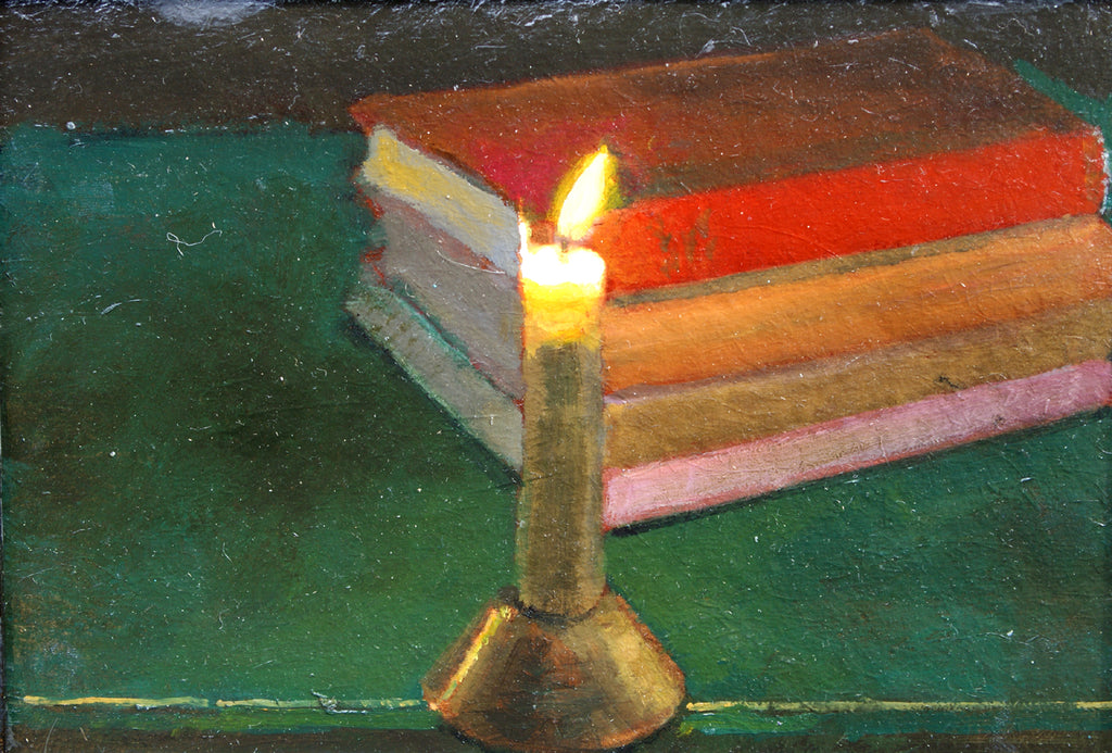 Four Books and Candle