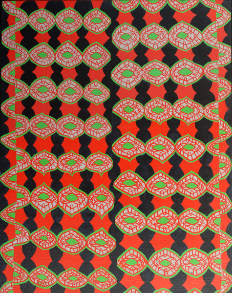 Pattern Painting (Aku)