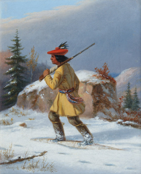 Indian Hunter
