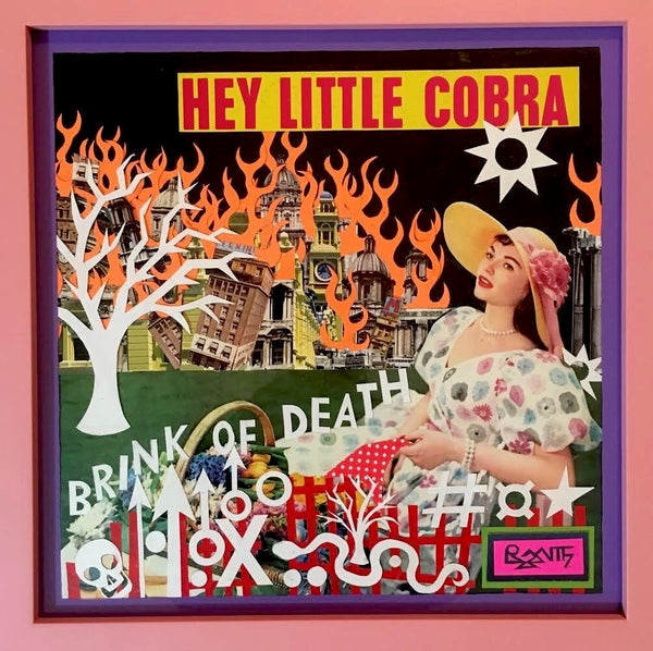 Hey Little Cobra - Brink of Death