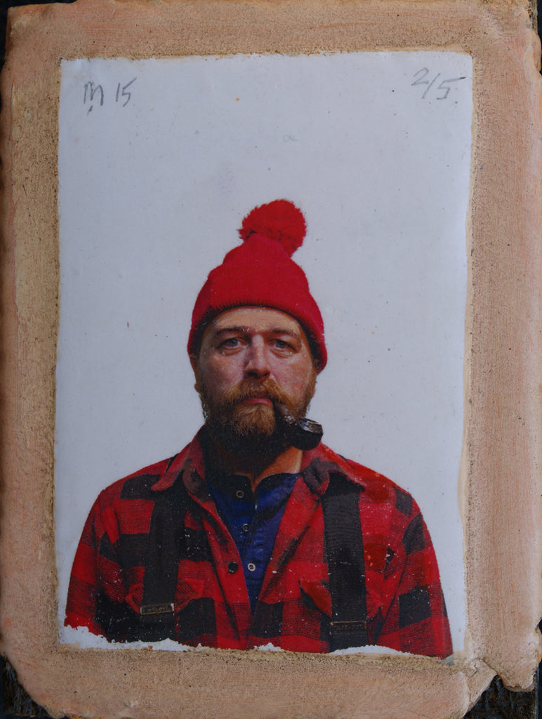Lumberjack with Pipe 1