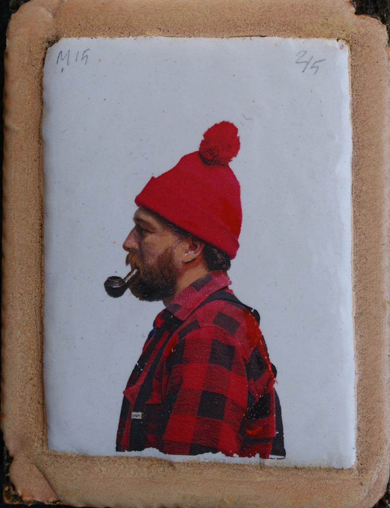 Lumberjack with Pipe 2