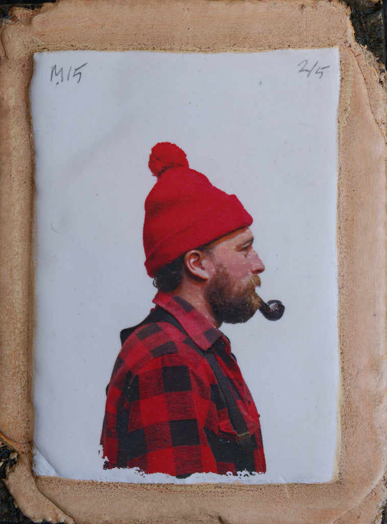 Lumberjack with Pipe 3