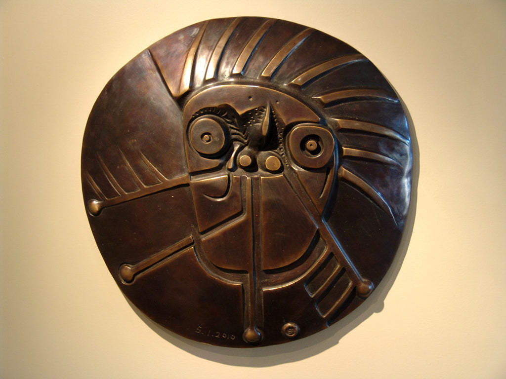 Untitled Plaque