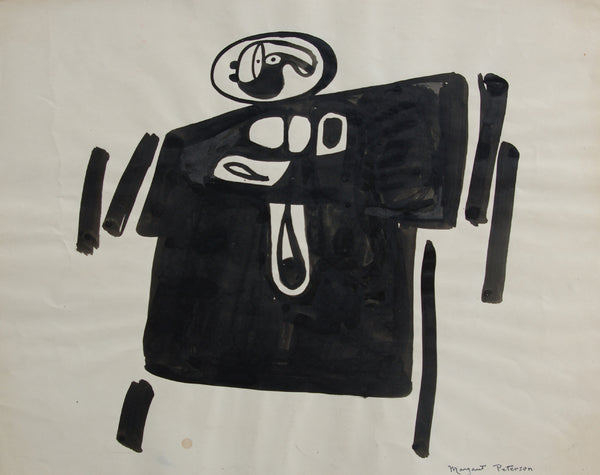 Untitled (block figure)