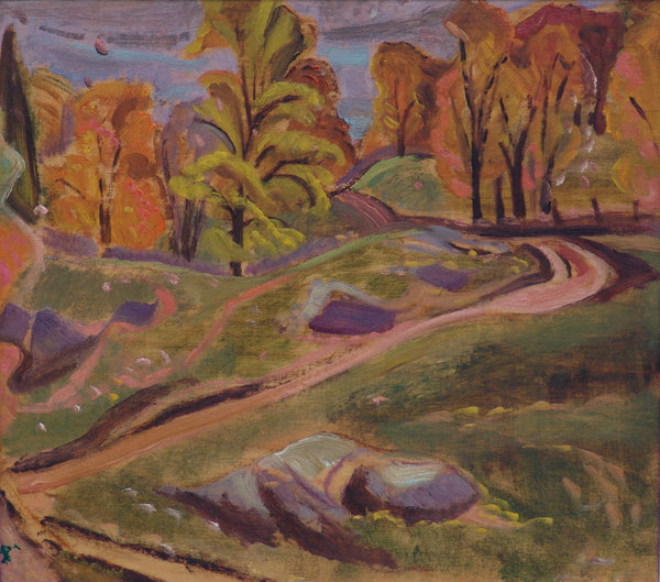 Untitled (Laurentian Hillside)
