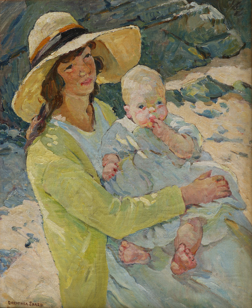 Untitled (Mother and Child)