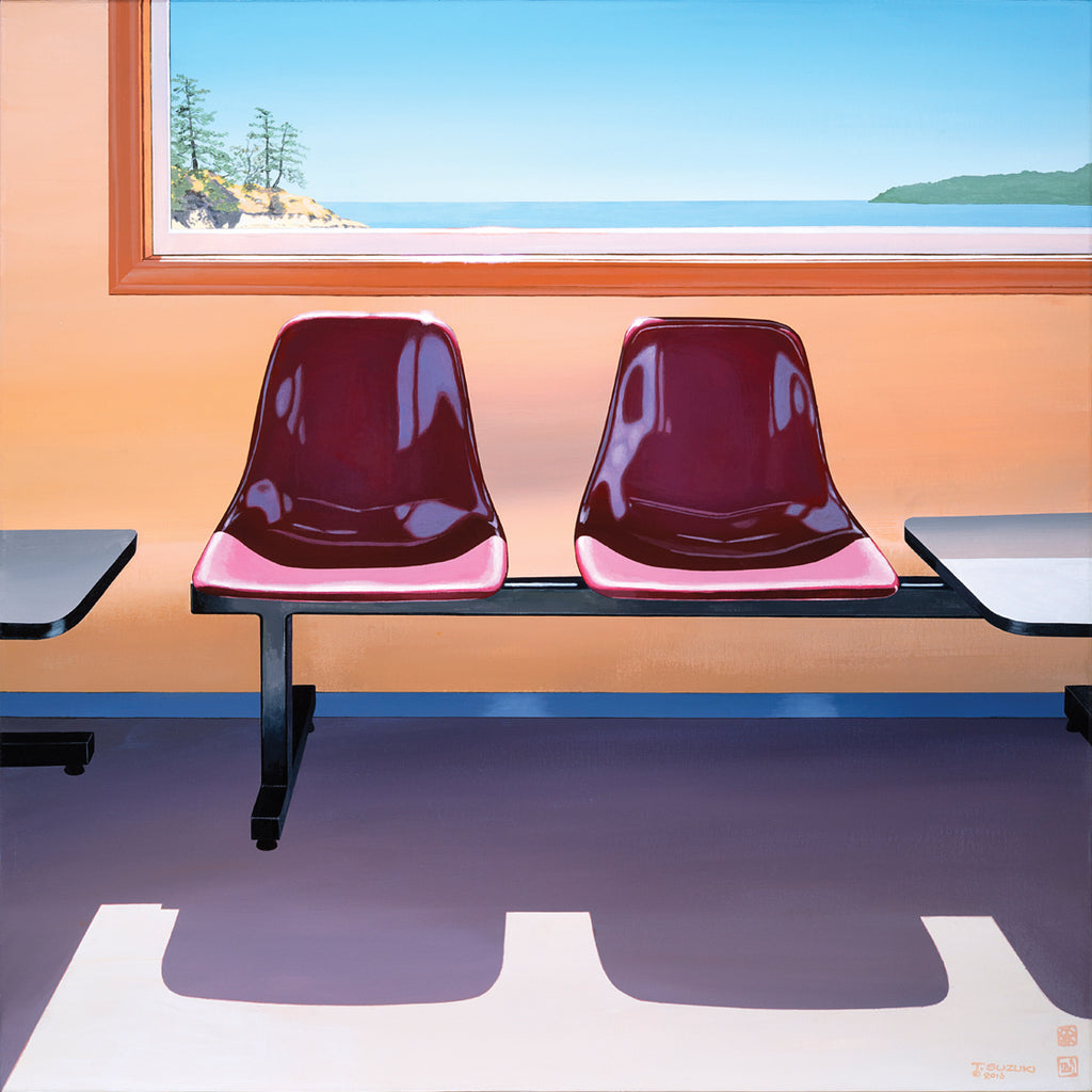 Galiano Waiting Room