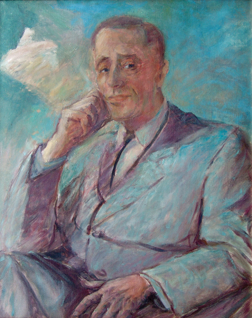 Portrait of Robert Dales