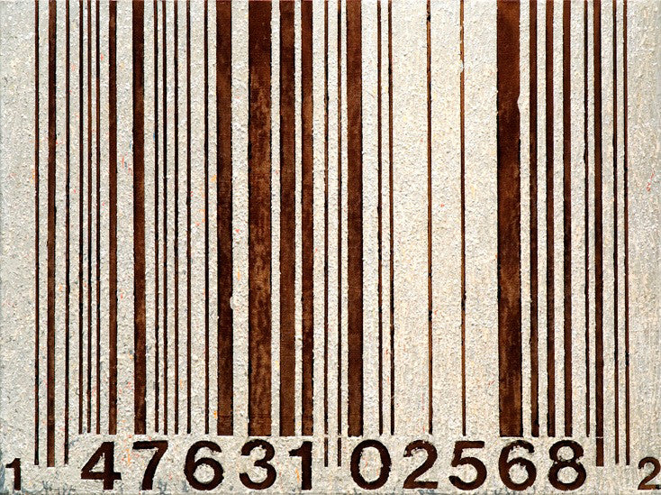 Study for Barcode Series: Lead