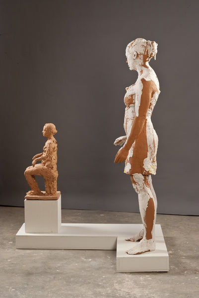 Girl (with Maquette)