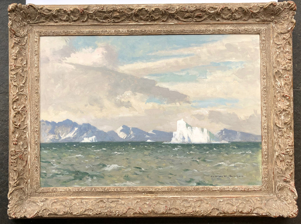 Hudson Bay Company Iceberg Expedition