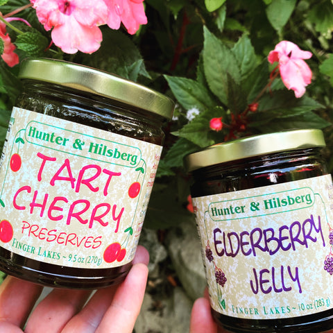 Elderberry & Tart Cherry Now Available at Wegmans