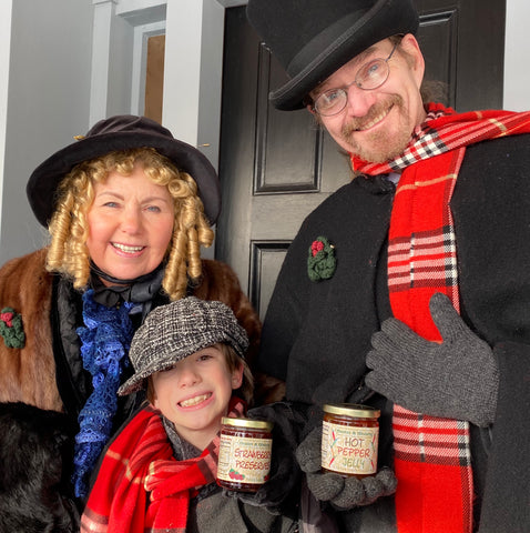 Sundays at Dickens Christmas in Skaneateles