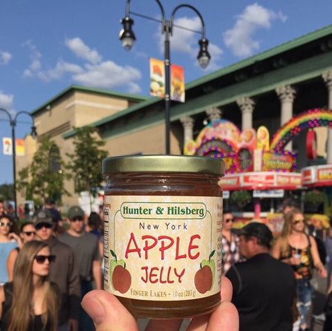 The Great Preserves Giveaway at the NY State Fair