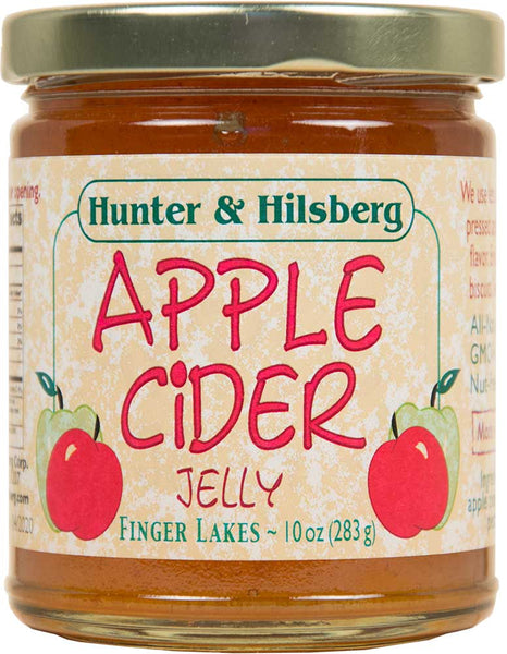 4 Pack: Apple Cider Jelly