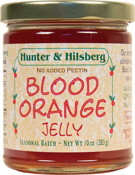 4-Pack: Blood Orange Jelly