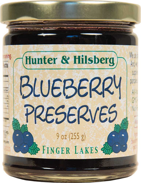 4-Pack: Blueberry Preserves