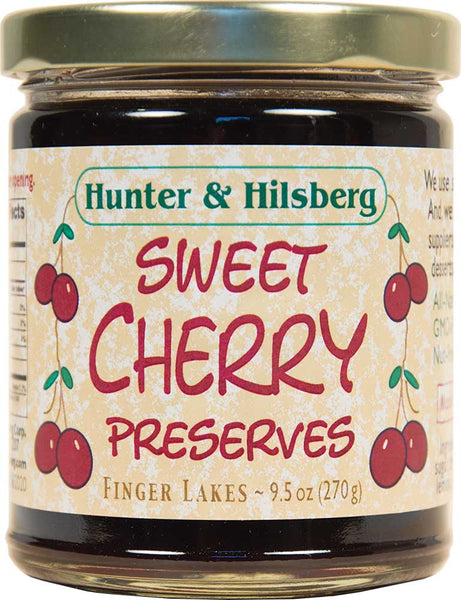 4-Pack: Sweet Cherry Preserves