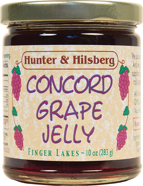 4-Pack: Concord Grape Jelly