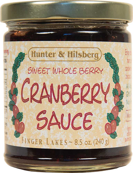 Sweet Whole Berry Cranberry Sauce