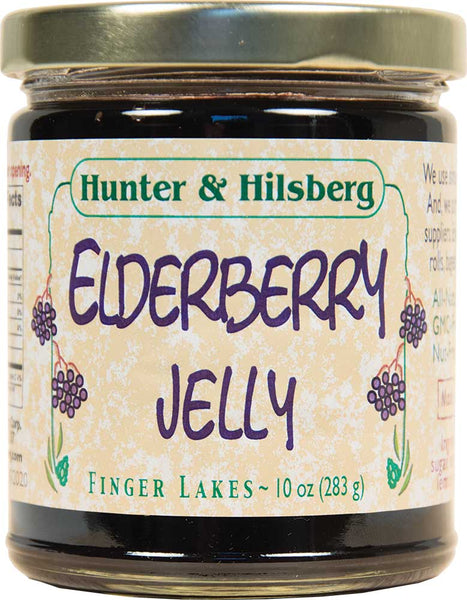 4-Pack: Elderberry Jelly