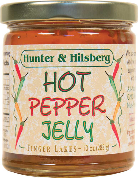 4-Pack: Hot Pepper Jelly