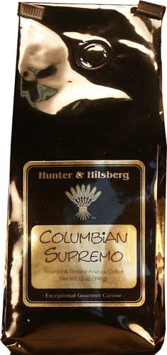 Columbian Supremo Coffee