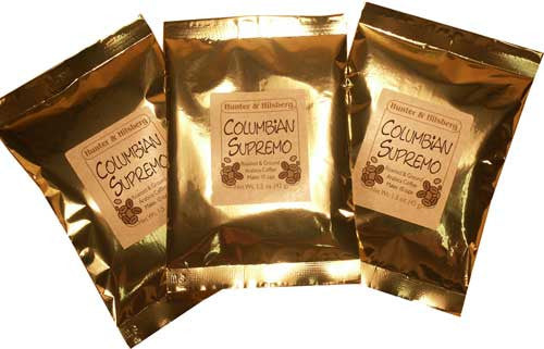 Columbian Supremo Pack - 8 Samplers
