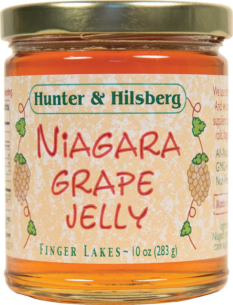 4-Pack: Niagara Grape Jelly