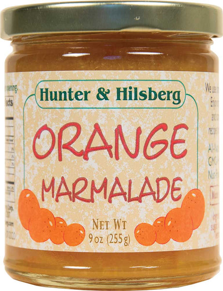 4-Pack: Orange Marmalade