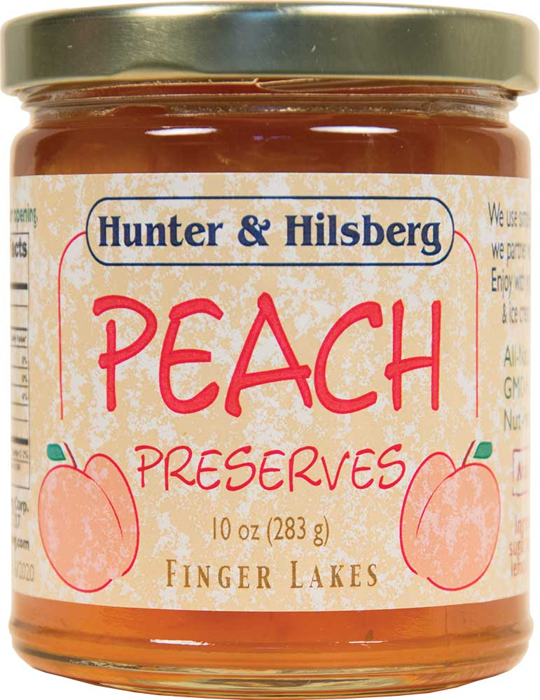 4-Pack: Peach Preserves