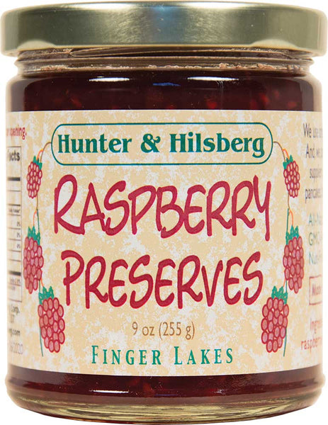 4-Pack: Raspberry Preserves