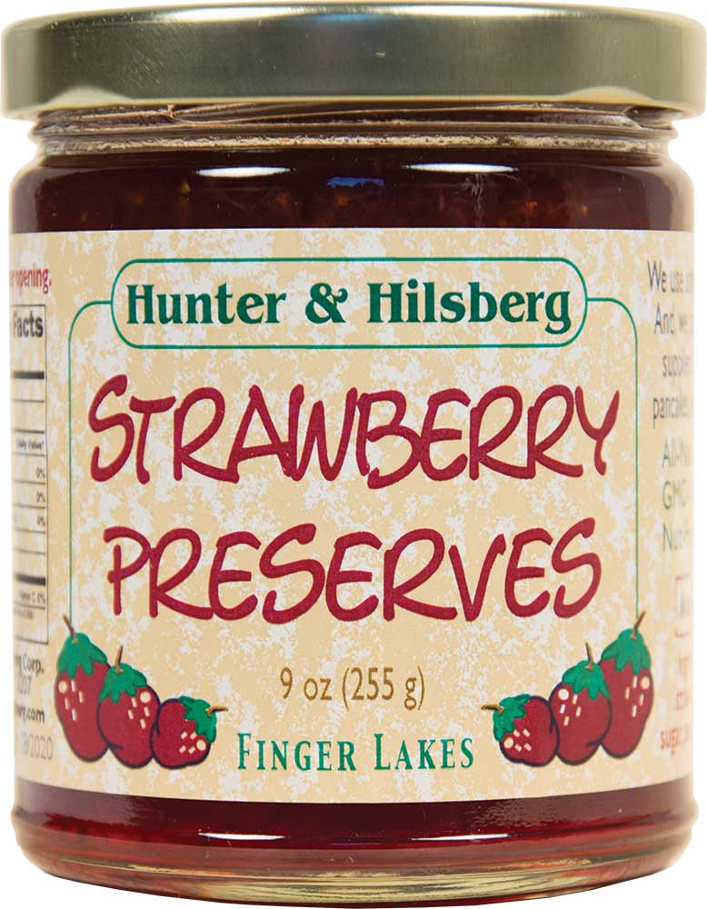 4-Pack: Strawberry Preserves