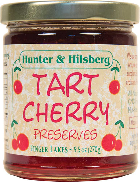4-Pack: TART Cherry Preserves