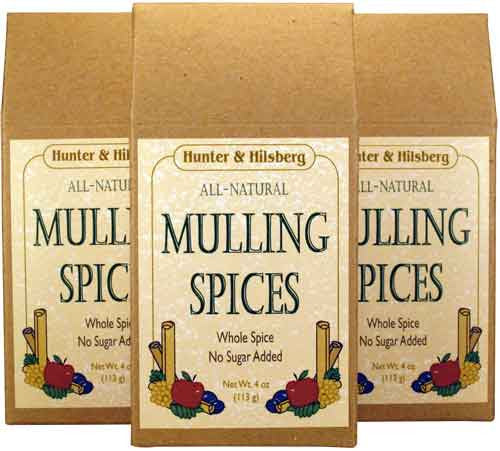 New England Mulling Spices