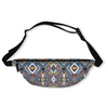 Lupine Boho Tribal Fanny Pack