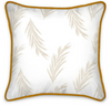 Delicate Pampas Bespoke Silk Cushions