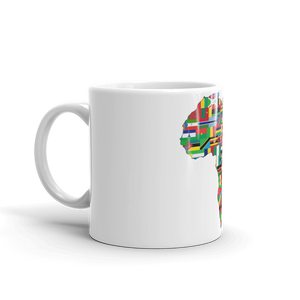 Chocolate Ancestor, LLC- African Flags Mug ${varant_title} Coffee Mug