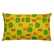 Load image into Gallery viewer, Chocolate Ancestor, LLC- African Symbols Basic Pillow ${varant_title} Pillow