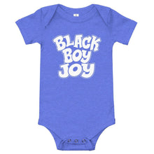 Load image into Gallery viewer, Chocolate Ancestor, LLC- Black Boy Joy Infant One-Piece ${varant_title} Infant one-piece